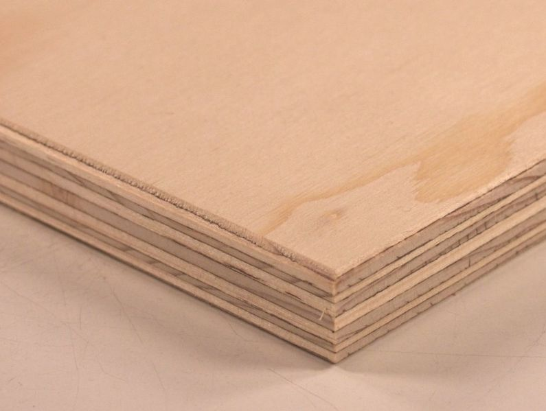 Plywood is a type of composite wood made from thin sheets of wood.
