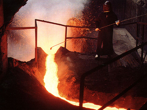ferrous process
