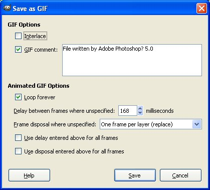 gif options