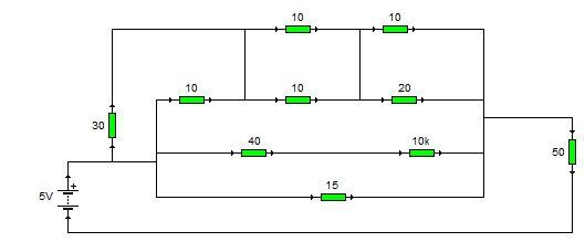 resistor circuit 3