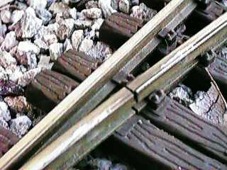 rail gap