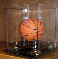 Acrylic case basketball